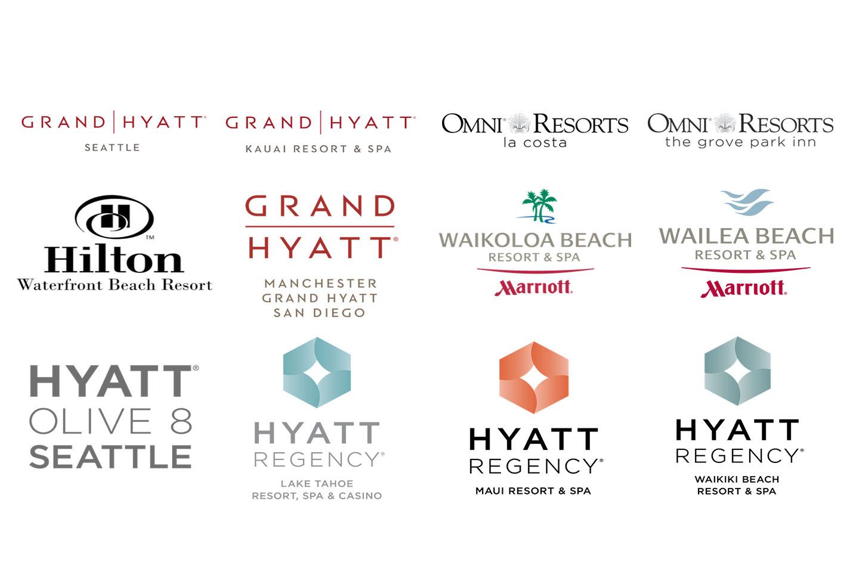 Hotel logos 2
